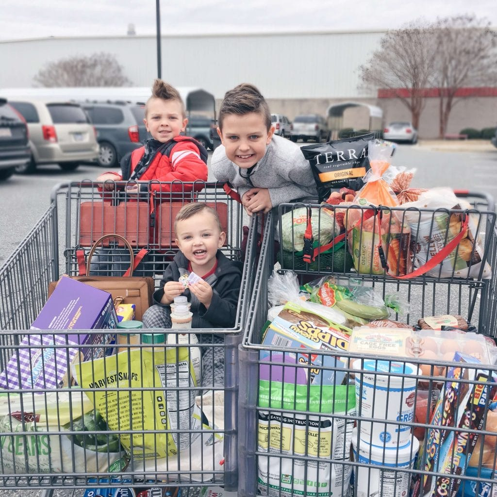 BJs favorites, Bulk shopping with kids, Boy mom