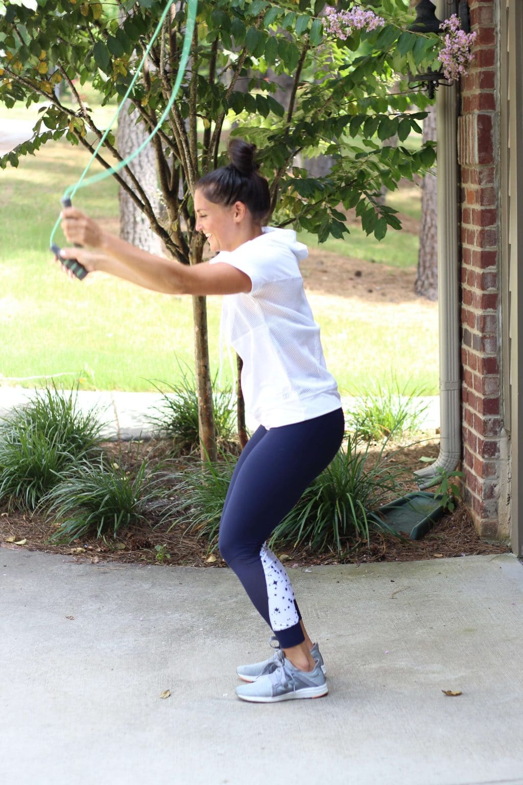 At home workout, Motherhood, Stilettos and Diapers