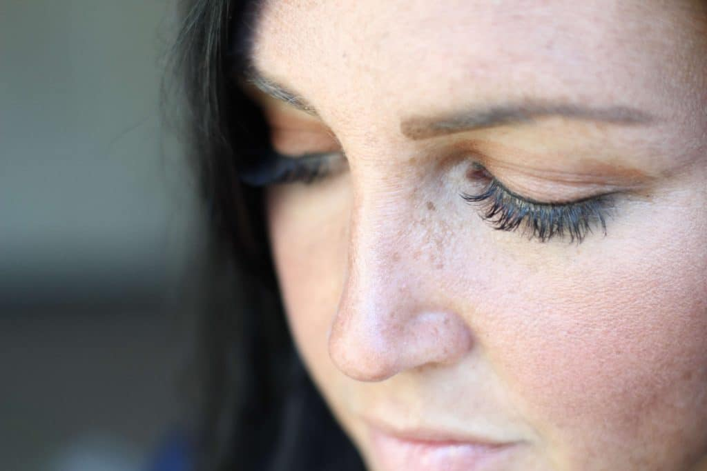 Lash Extensions, Molly Wey, Stilettos and Diapers