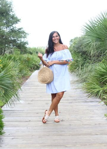 Summer Style, Labor Day Looks, Stilettos and Diapers, Molly Wey, 30A