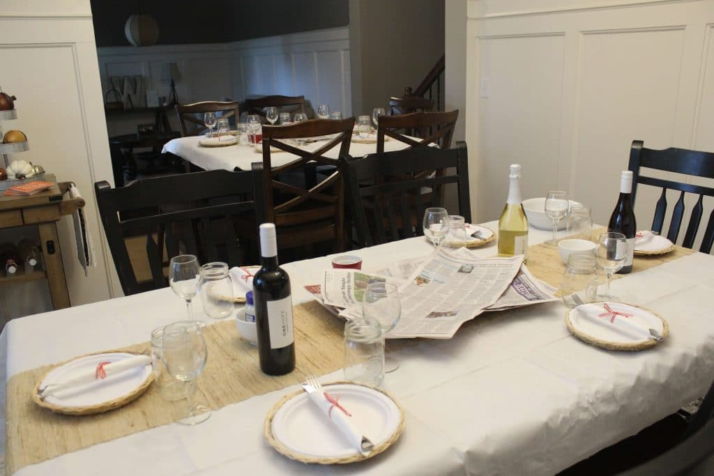 How to start a supper club, Stilettos and Diapers