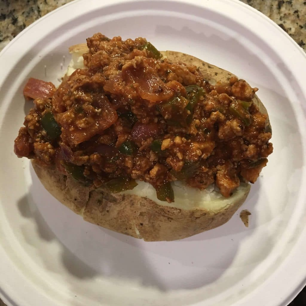 Sloppy Joe Bowls, Whole 30, Paleo, Stilettos and Diapers, Meal Plan