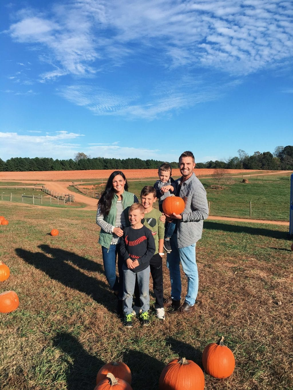 Patterson Farms, Pumpkin Patch, Boy Mom, Stilettos and Diapers, Molly Wey