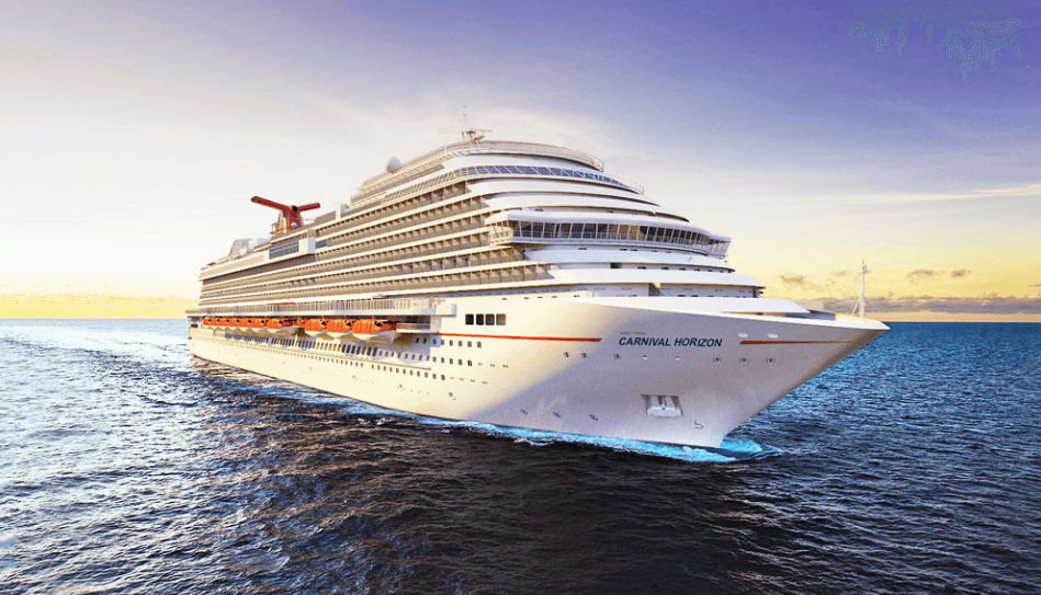 Carnival Horizon, Stilettos and Diapers