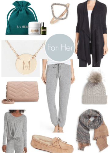 Nordstrom Gift Guide For Her, Stilettos and Diapers