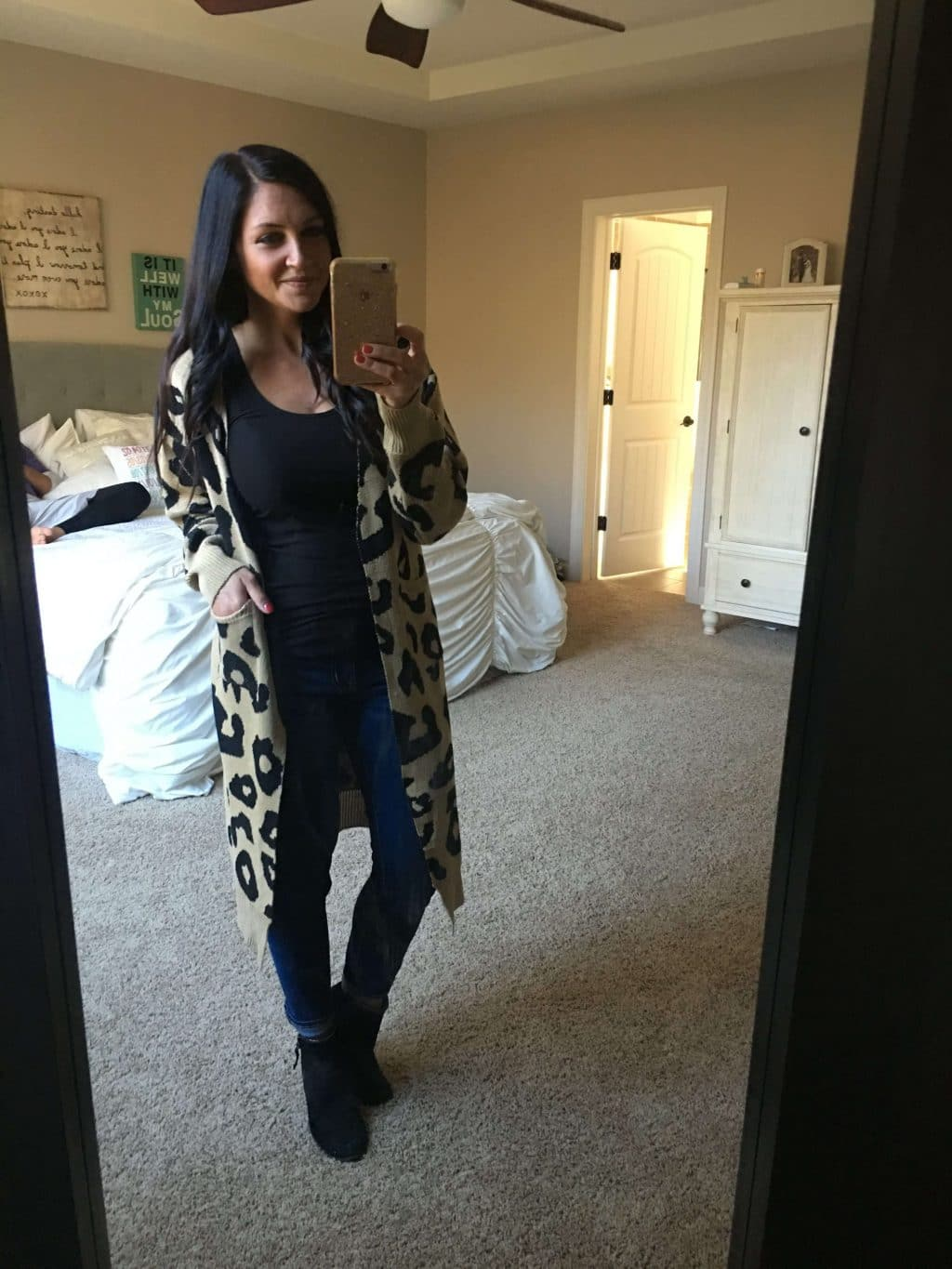 Molly Wey, Stilettos and Diapers, Fall Style, Thanksgiving Outfit, Amazon Finds