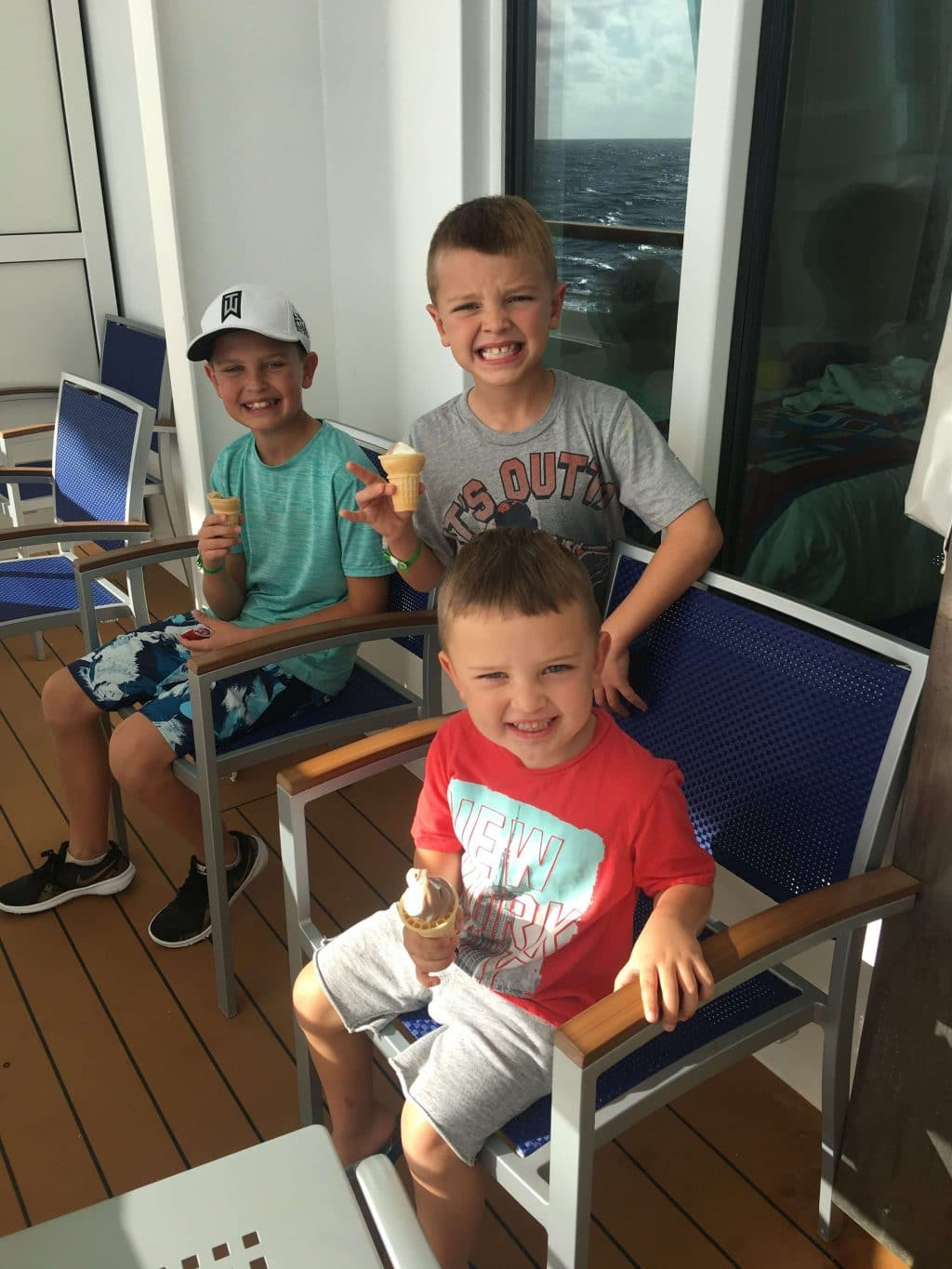 Carnival Horizon, family cruise recap, Stilettos and Diapers, Cooper Wey, Callan Wey, Lincoln Wey