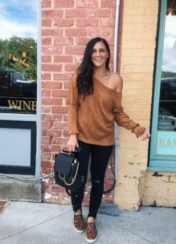 Molly Wey, Stilettos and Diapers, Fall Style,