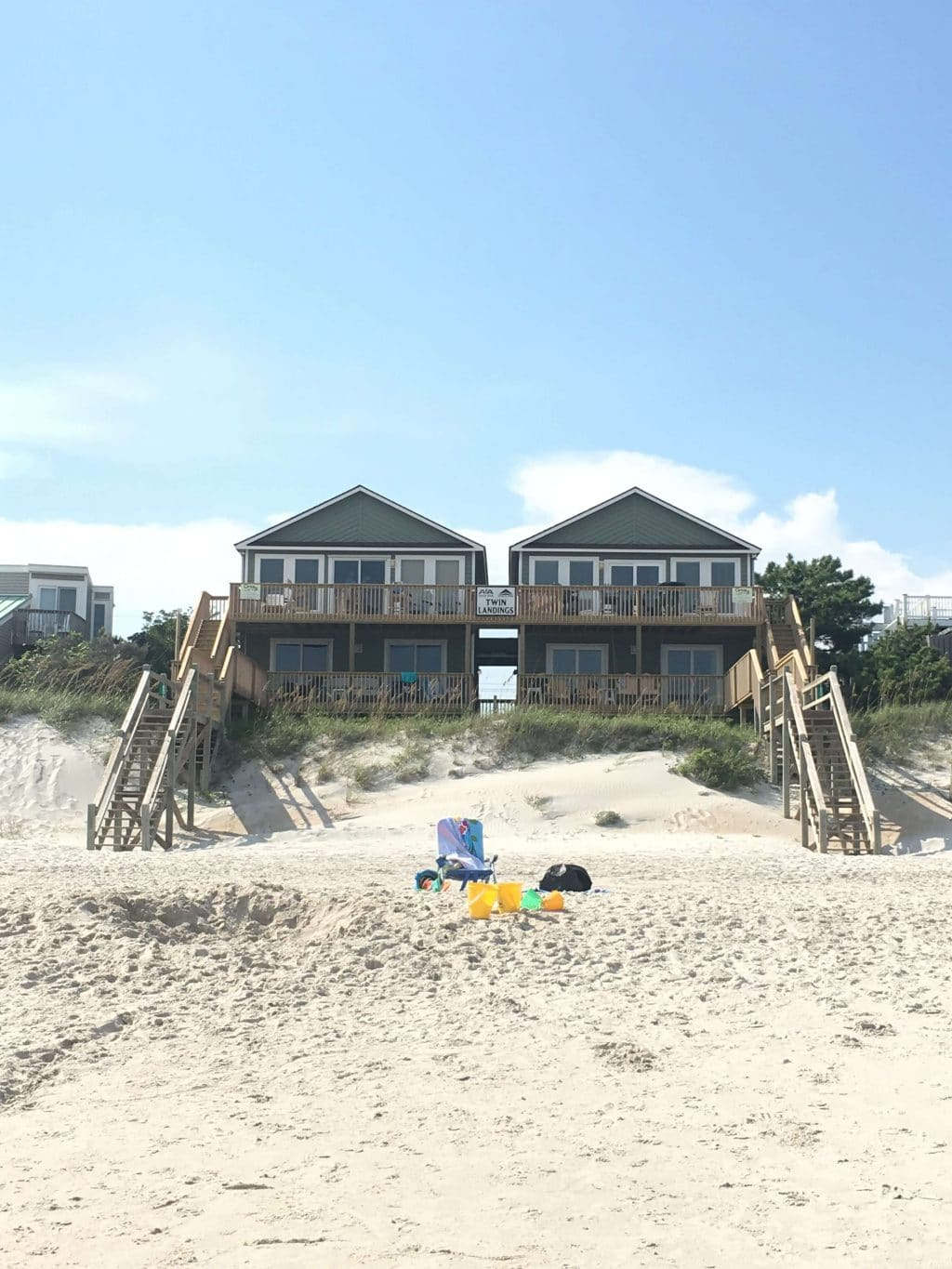 Topsail North Carolina Vacation, Stilettos and Diapers, Family travel