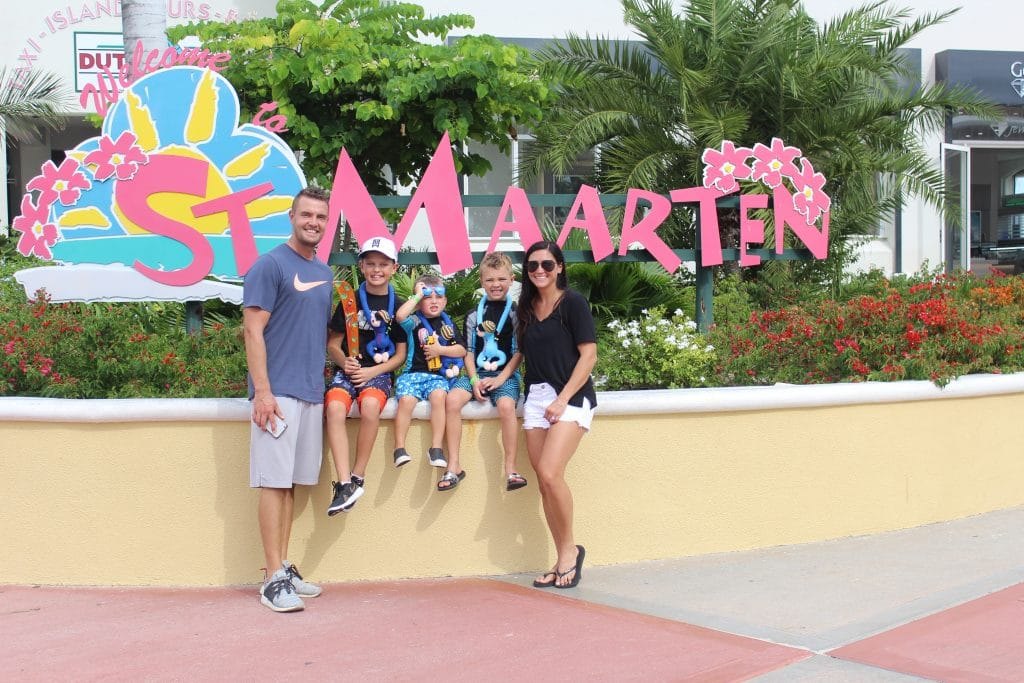 What to do in St. Maarten, Family favorite cruise ports, Stilettos and Diapers, Carnival Horizon