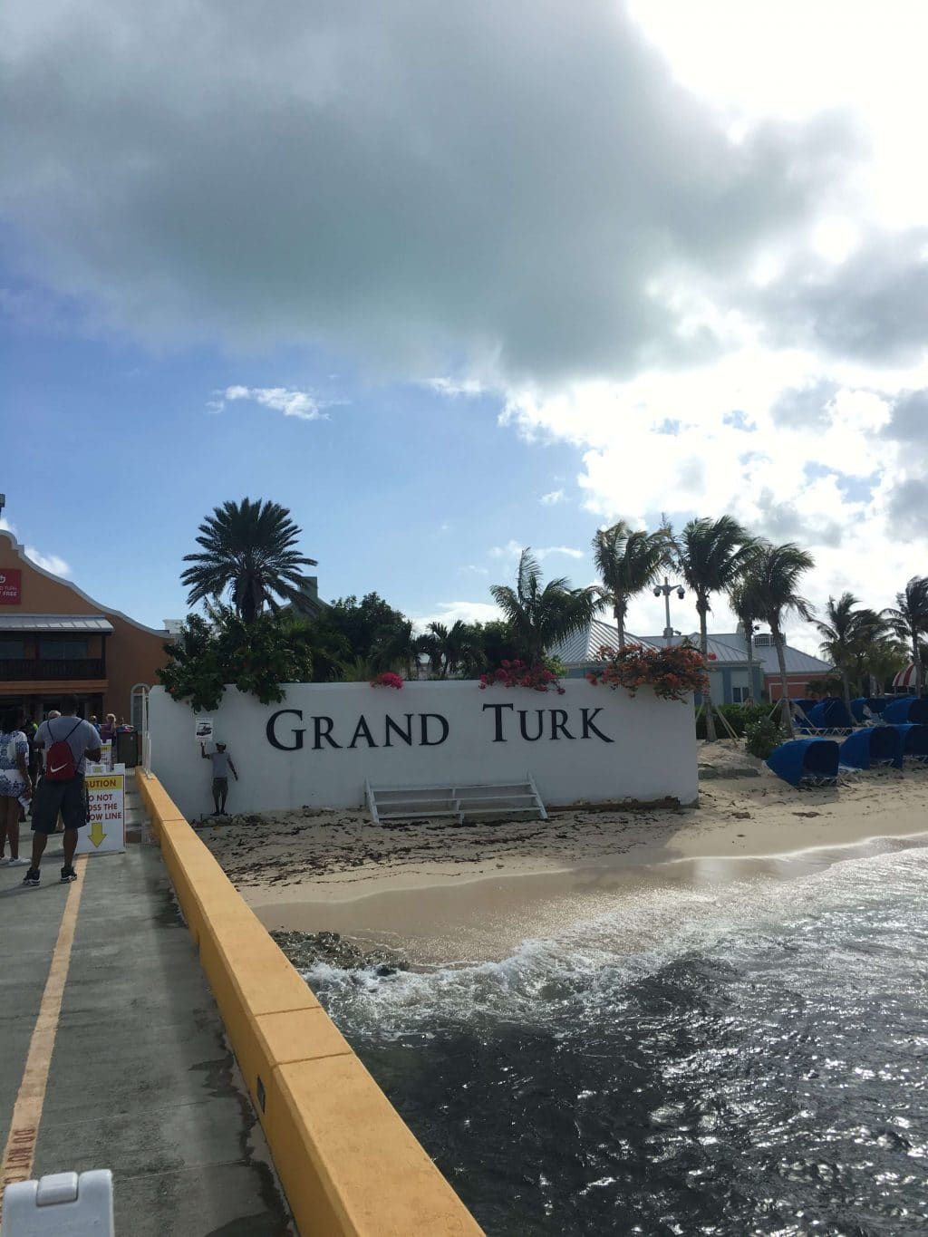 What to do in Grand Turk, Family favorite cruise ports, Stilettos and Diapers, Carnival Horizon