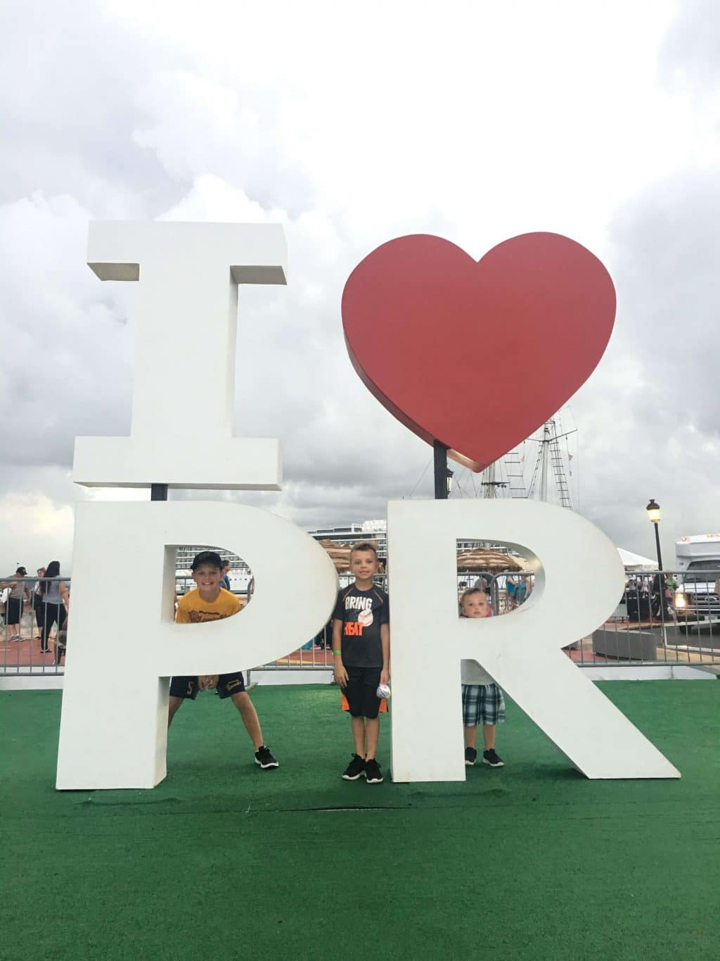 What to do in San Juan, PR, Family favorite cruise ports, Stilettos and Diapers, Carnival Horizon