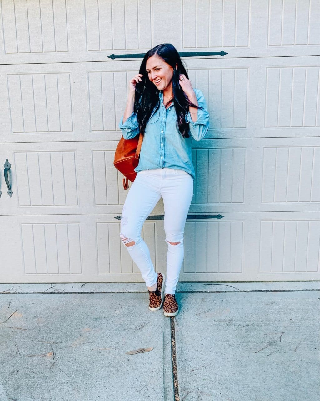 Instagram Fashion, Stilettos and Diapers, Molly Wey, Spring Style, Spring Transition