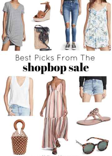 Best Picks from the Shopbop sale, Stilettos and Diapers, Tory Burch Miller sale