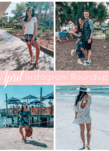 Instagram Fashion Roundup, Spring Style, Vacation Style, Stilettos and Diapers, Molly Wey