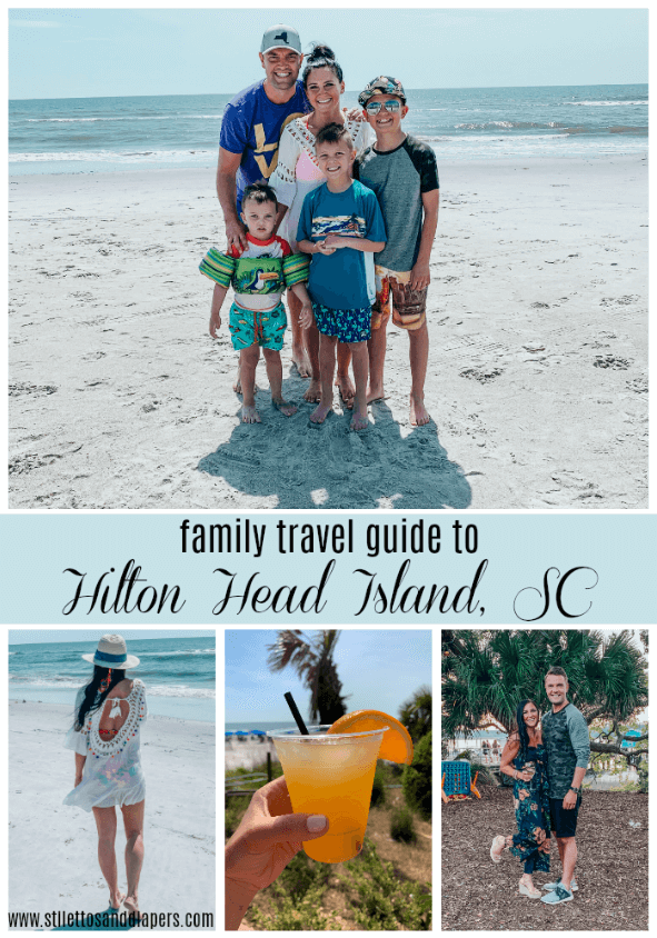 Family Travel Guide, Hilton Head Island, South Carolina, Family Travel, Stilettos and Diapers, Molly Wey