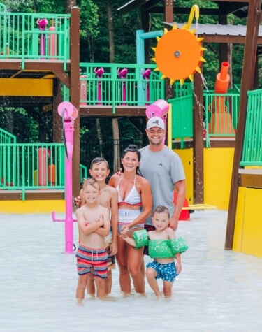 Family Weekend at Jellystone Golden Valley