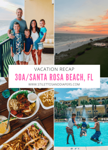 30A Vacation Guide, Stilettos and Diapers, Molly Wey