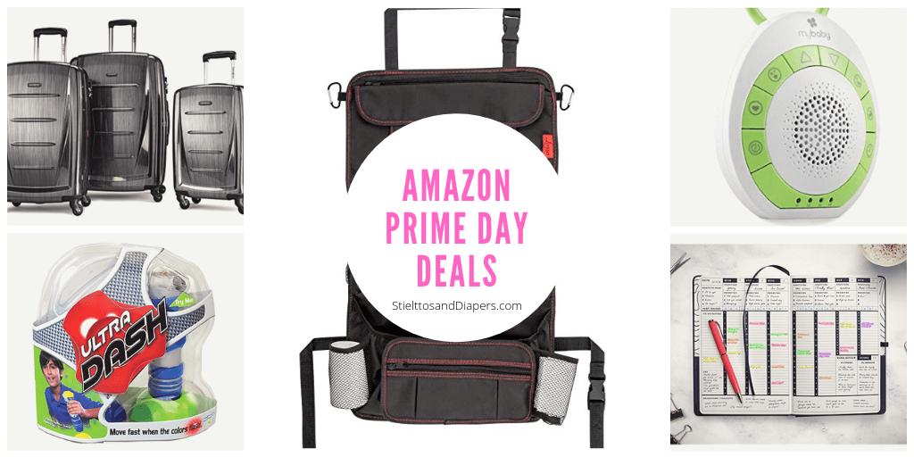 Amazon Prime Day Deals, Stilettos and Diapers