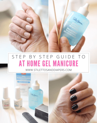 How-To: At Home Gel Manicure