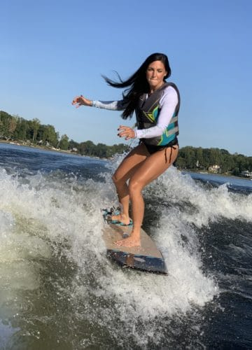 Nautique Boats, Surf Lake Norman, Stilettos and Diapers, Wake Surfing,