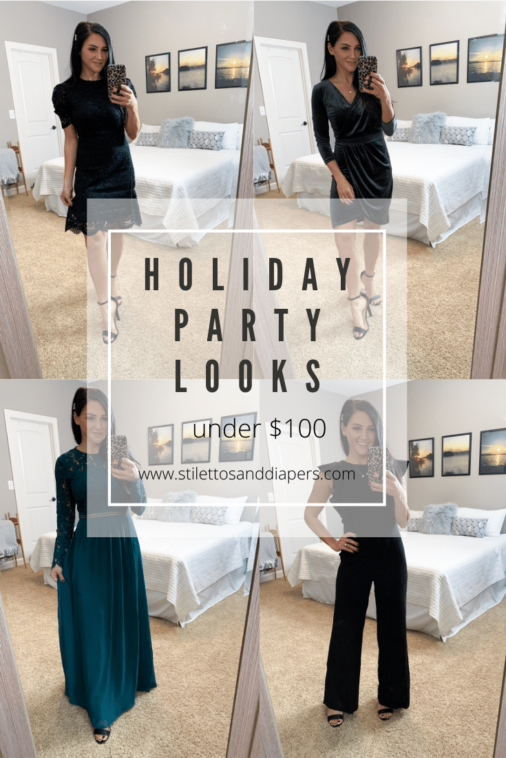 Holiday Party Looks Under $100