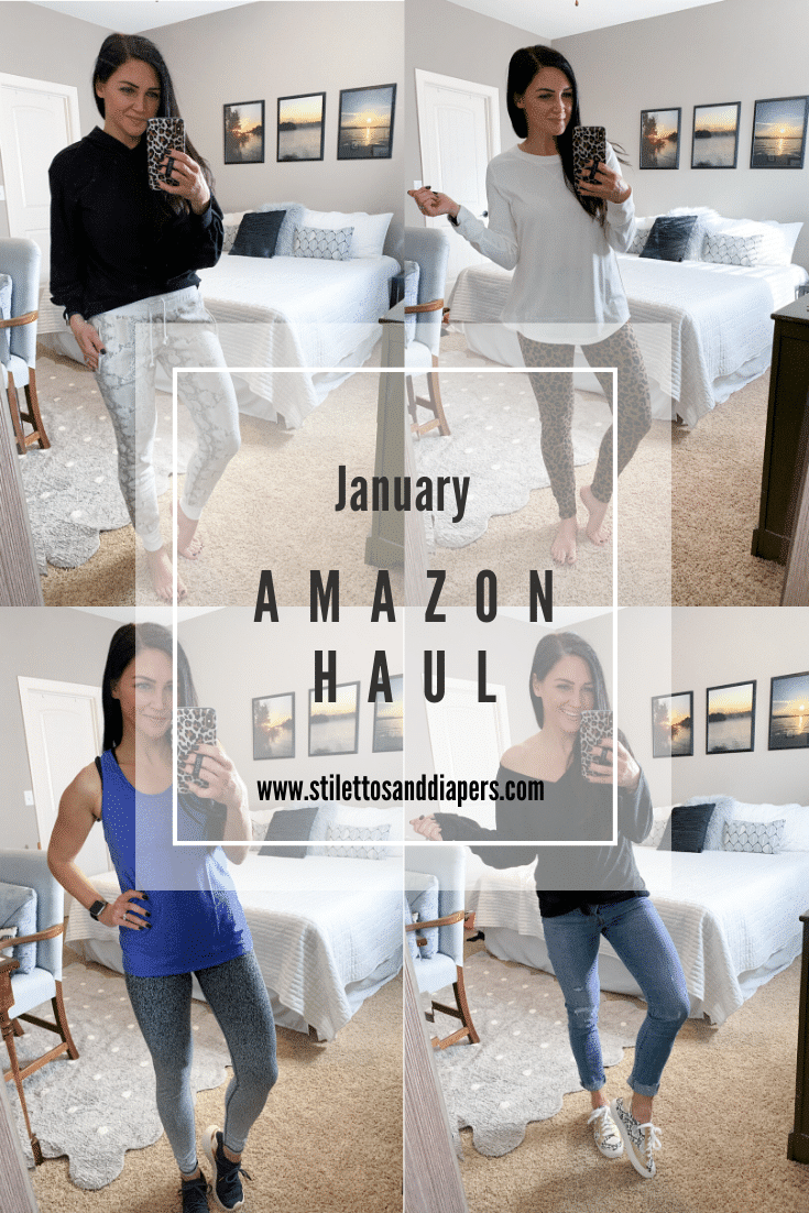 January Amazon Haul, Best of Amazon Fashion, Stilettos and Diapers, Molly Wey
