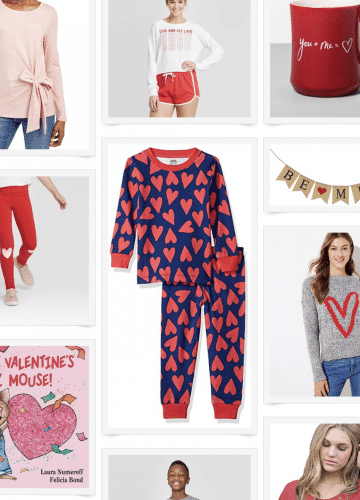 Last minute Valentine's Deals, Stilettos and Diapers