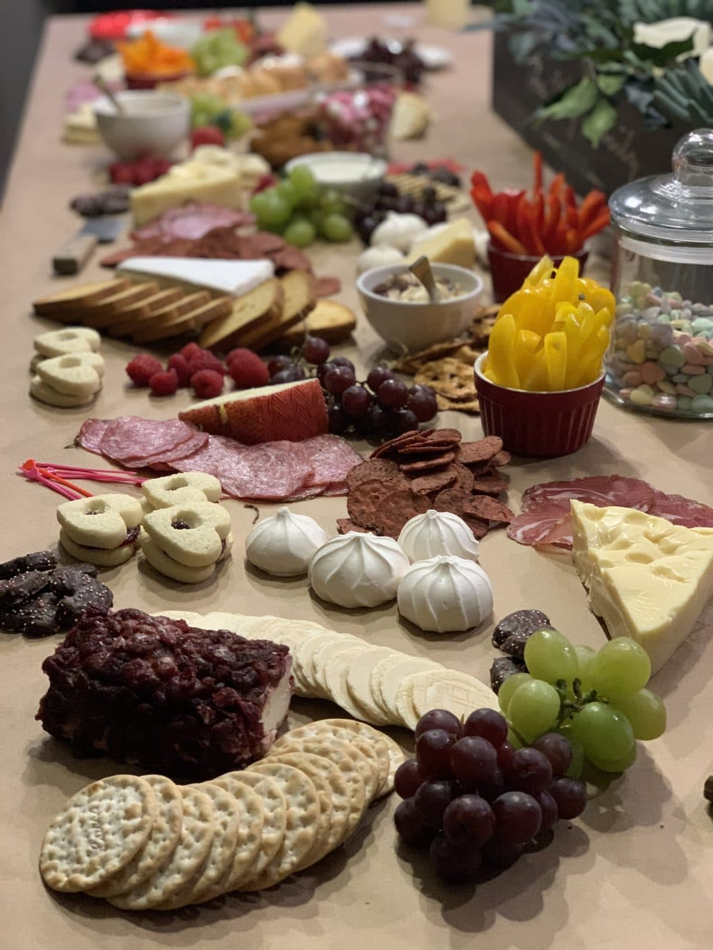 Blind Wine Tasting, How to create a charcuterie board, Stilettos and Diapers