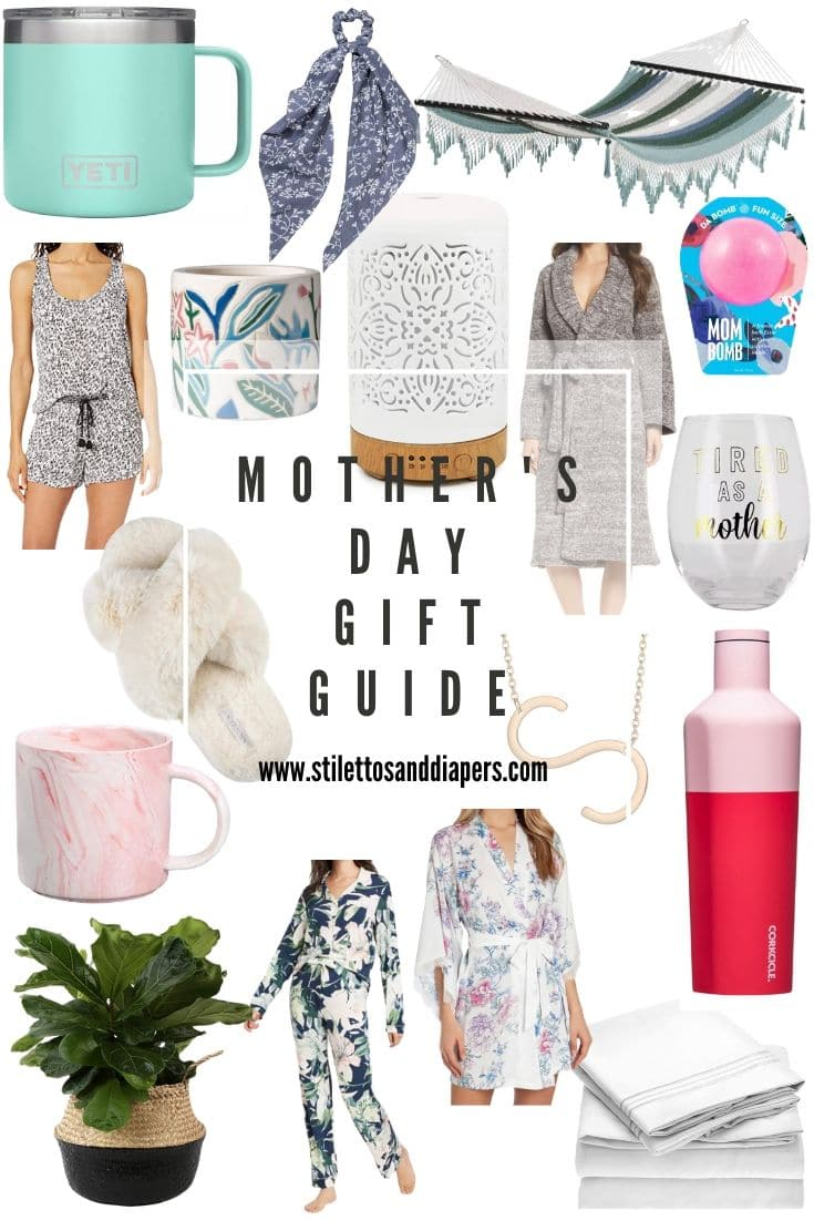 Mother's Day Gift Guide 2020, Stilettos and Diapers
