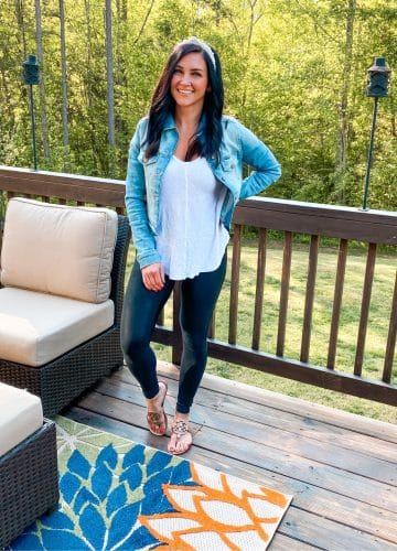 Layering Tees, Fall Fashion Essentials, Stilettos and Diapers, Molly Wey