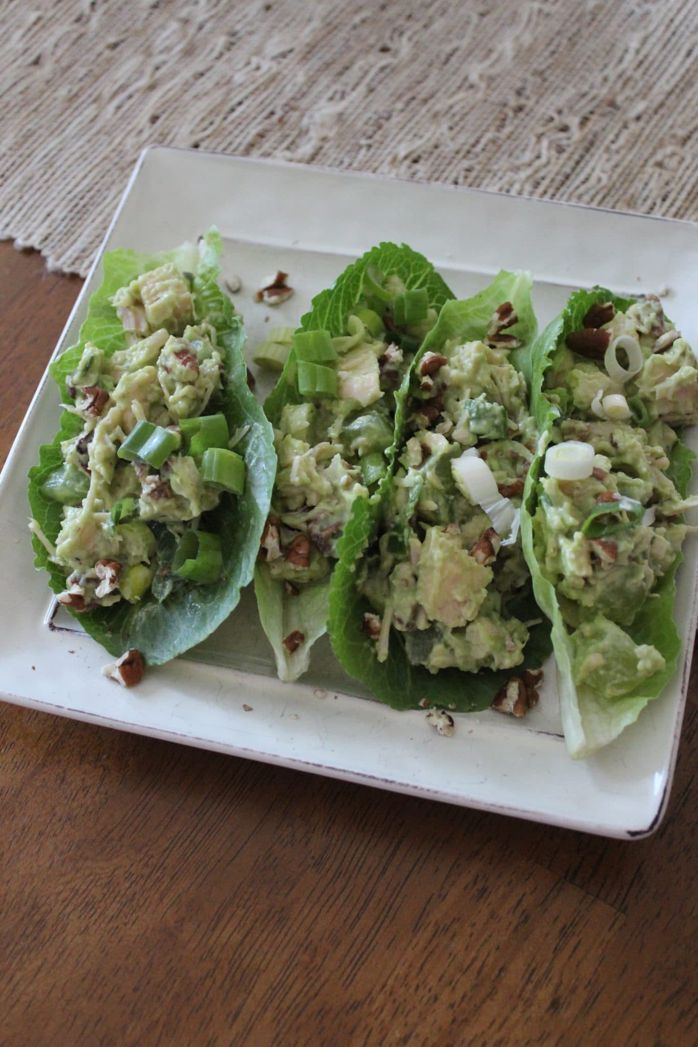 Healthy go-to lunches, Stilettos and Diapers, Chicken Salad