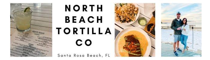North Beach Tortilla Co, Gluten Free restaurant Santa Rosa Beach, Stilettos and Diapers