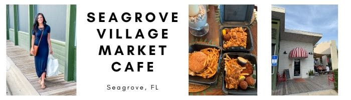 Seagrove Market Cafe, Seagrove, Best restaurants 30A, Stilettos and Diapers