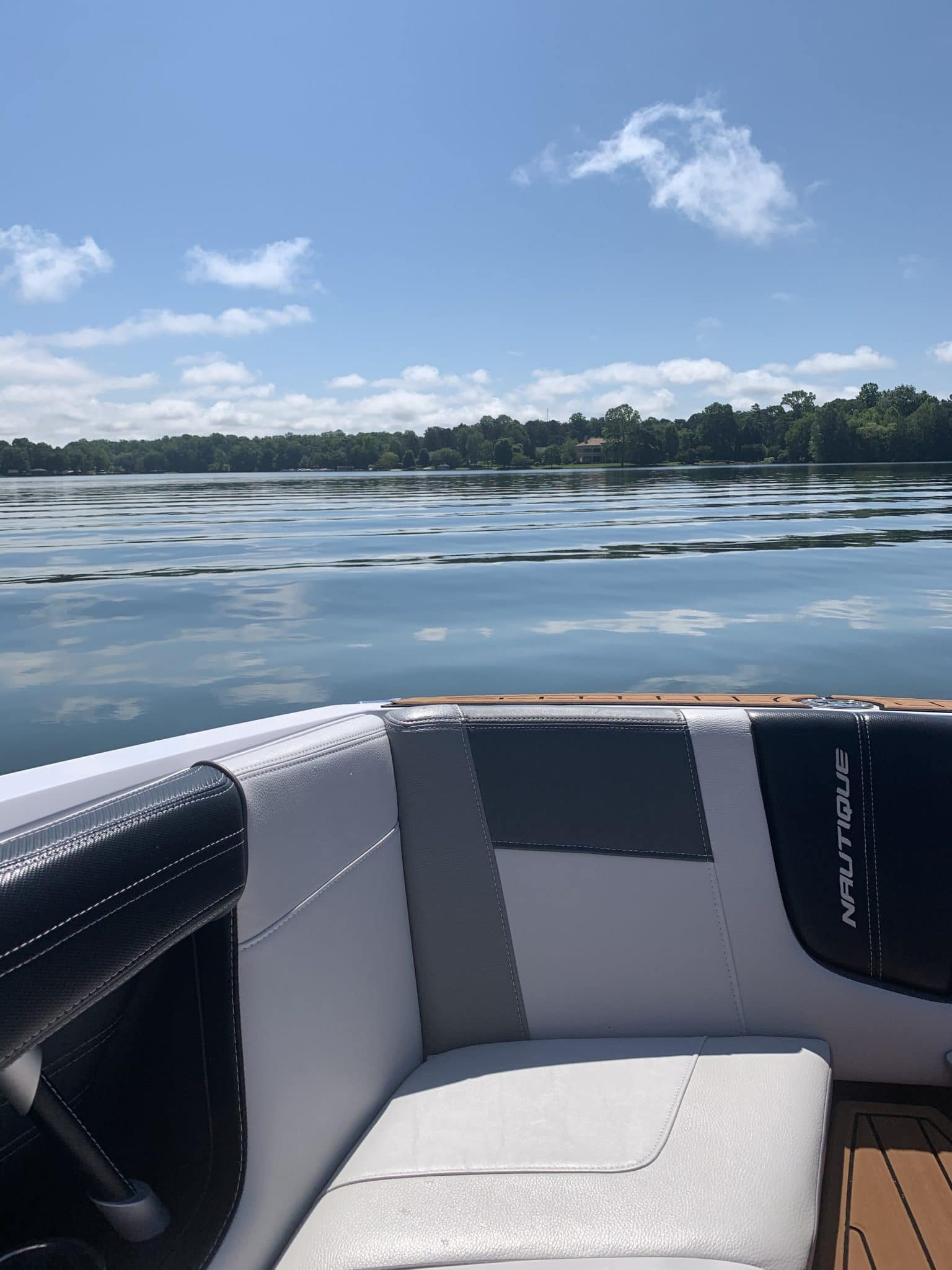 Lake Norman, NC, Nautique Boats, Stilettos and Diapers