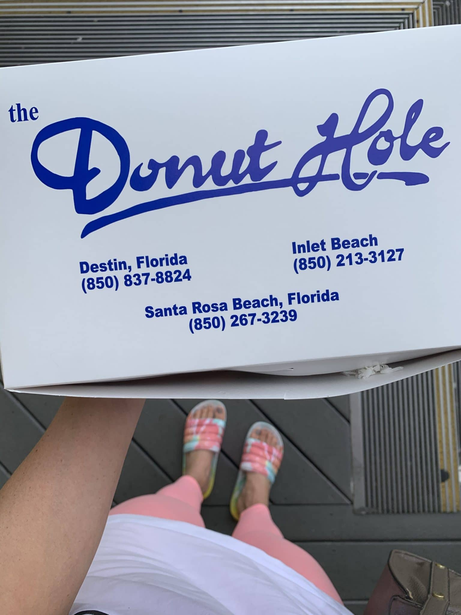 30A Vacation 2020, Destin, FL, Stilettos and Diapers, Donut Hole