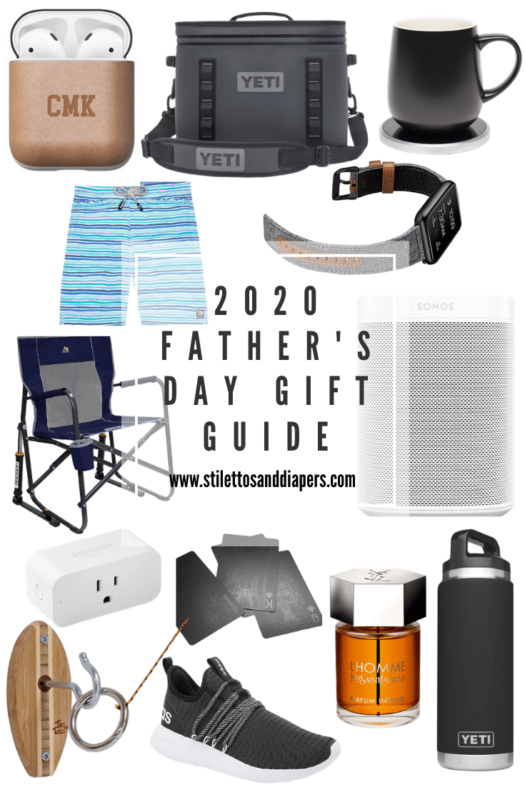 Father's Day Gift Guide 2020, Stilettos and Diapers