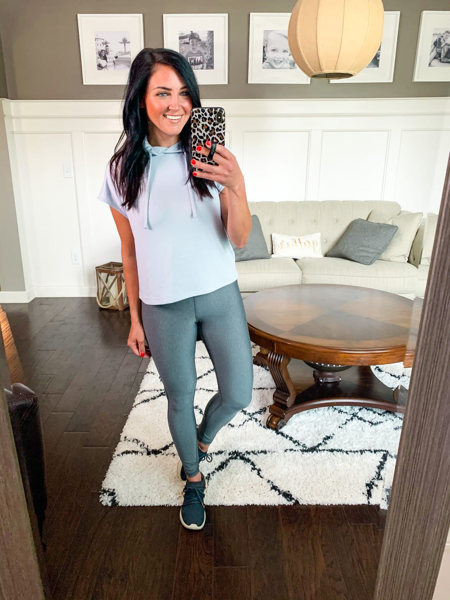 Amazon Best Workout Pants, Stilettos and Diapers, Molly Wey