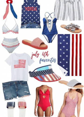 July 4th Finds 2020, Stilettos and Diapers