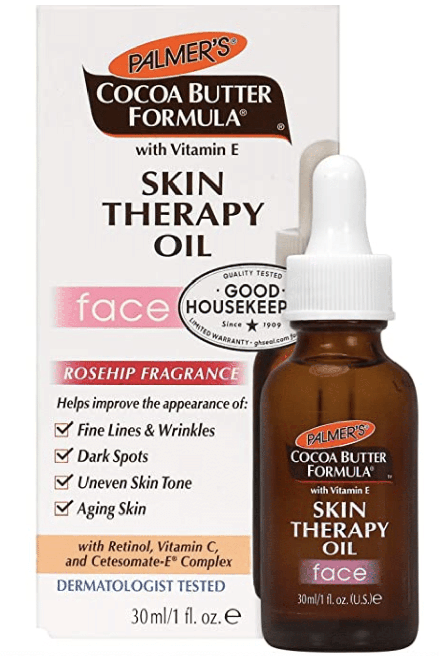Facial Oil, Palmers skin therapy oil