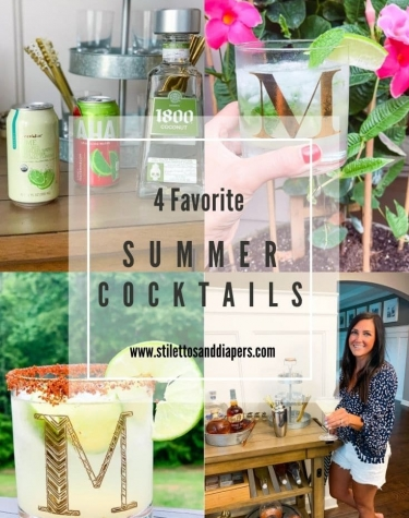 4 Favorite Summer Cocktails