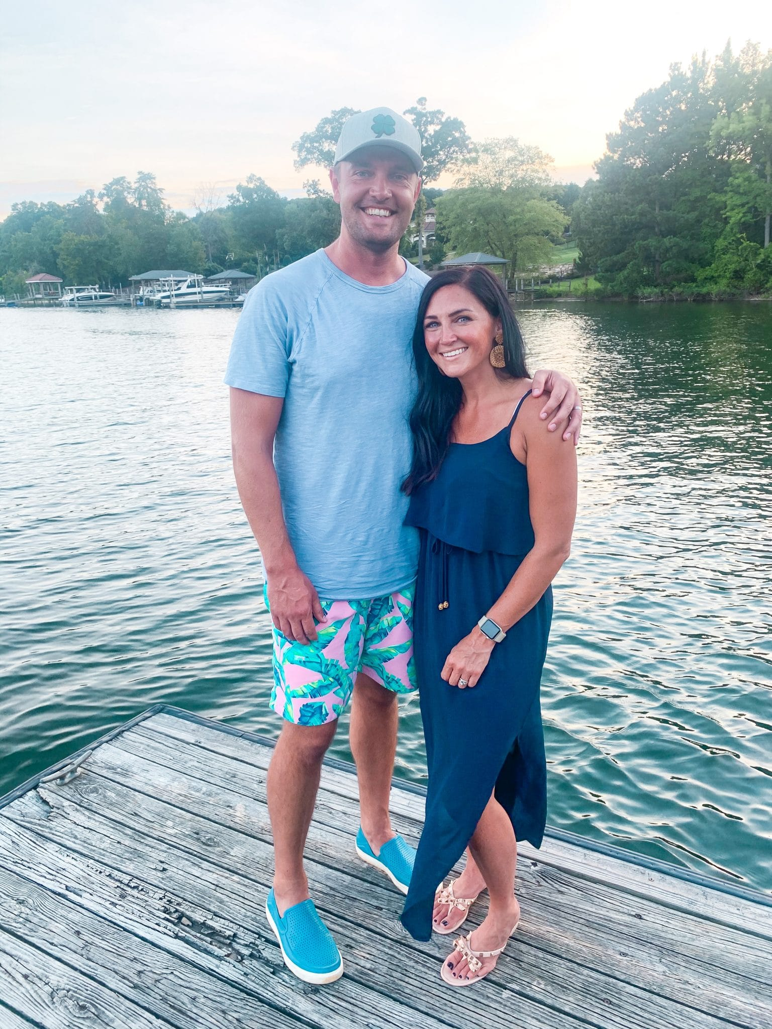 Lake Norman, Stilettos and Diapers, Nautique Boats, Lake Date night, Port City Club Cornelius, NC