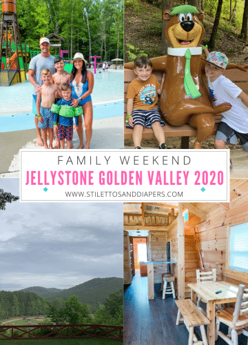 Jellystone Golden Valley 2020, Family Camping, North Carolina glamping, Stilettos and Diapers