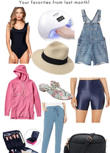 June Favorites + Weekend Sales