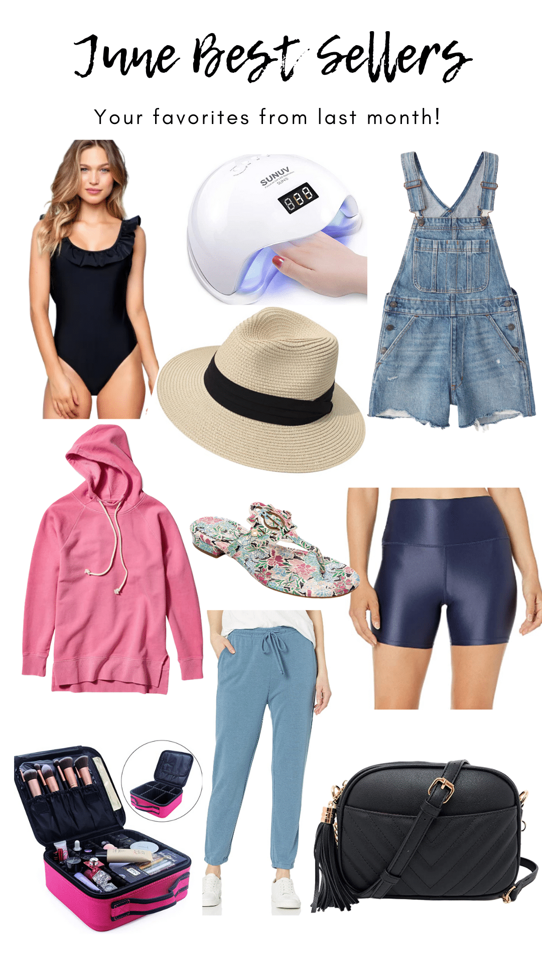 June Favorites + Weekend Sales