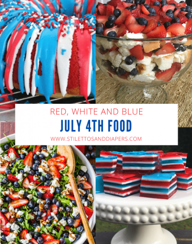 Red, White and Blue EATS!