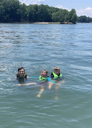 Lake Norman, NC, Stilettos and Diapers