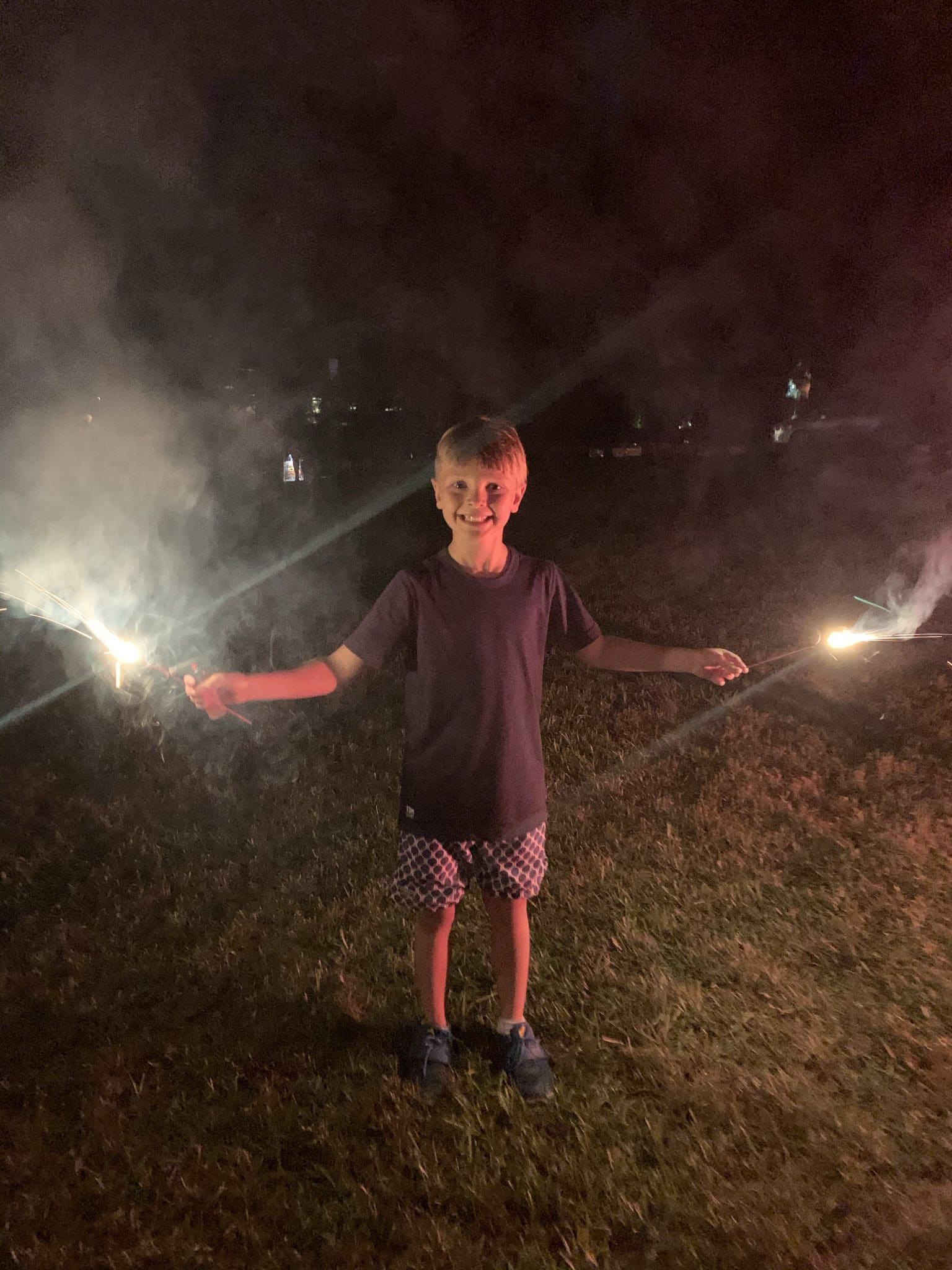 July 4th, Stilettos and Diapers
