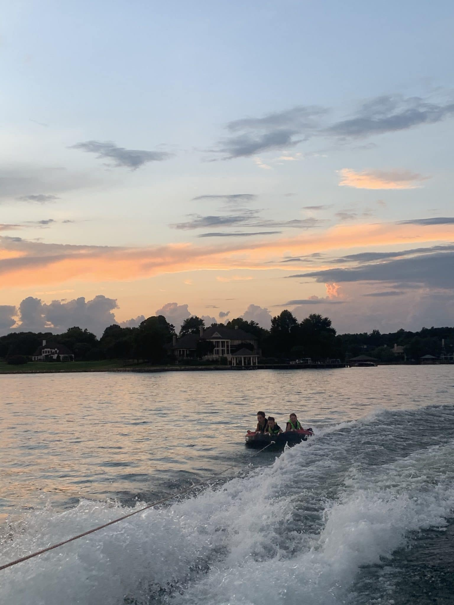 Lake Norman, Stilettos and Diapers,