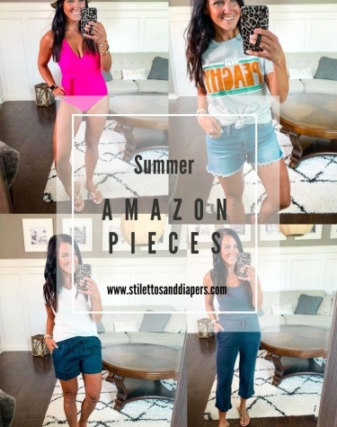 Amazon Summer Pieces